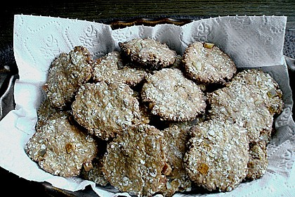 Haferflocken - Kekse 3