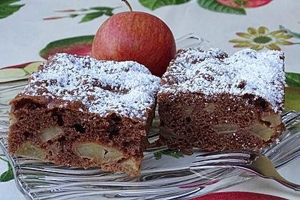 Spanischer Apfelkuchen 2