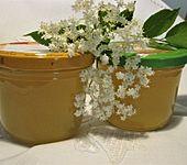 Holunderblüten - Gelee (Bild)