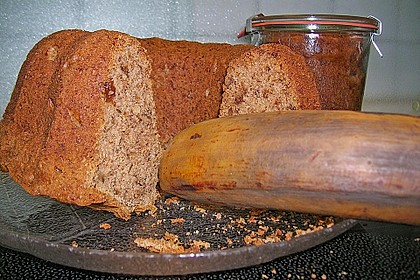 Walnuss - Bananen - Kuchen 1