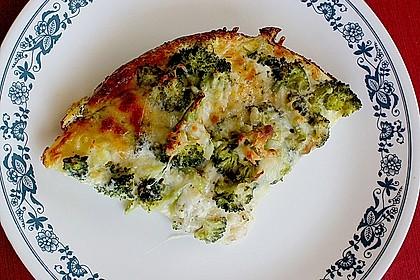 Brokkoli - Auflauf 2
