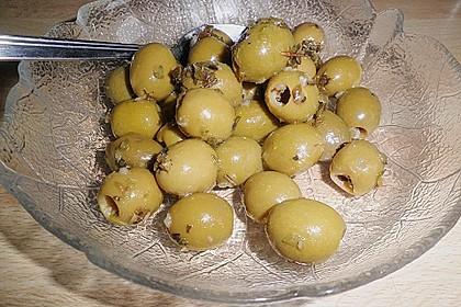 Selbst eingelegte Oliven 4