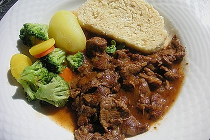 Majoranfleisch vom Rind 7