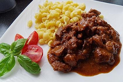 Majoranfleisch vom Rind 1
