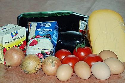 Vegetarisches Moussaka 5