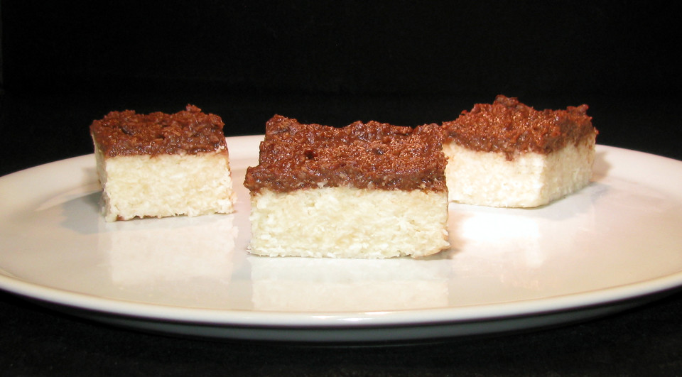 Kroatische Kokosschnitten Von Ninaperusic Chefkoch De
