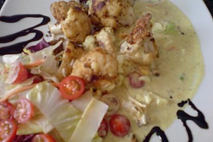 Karfiol mit Eier - Kräuter - Sauce 31
