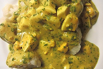 Karfiol mit Eier - Kräuter - Sauce 25