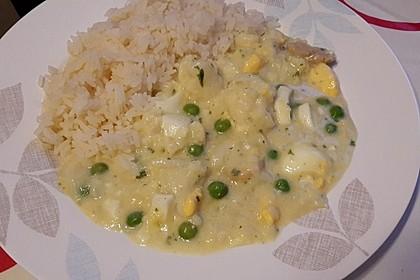 Karfiol mit Eier - Kräuter - Sauce 22