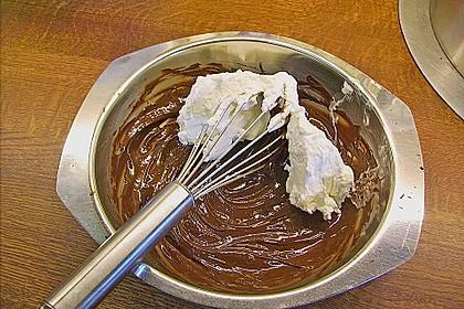 Kirsch - Schokosahne - Torte Schwarzwälder Art 8