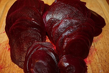 Rote Bete - Carpaccio 11