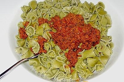 Pesto Rosso a la feuermohn 2