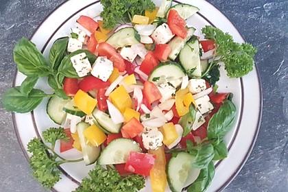 Salat, griechisch 4