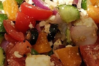 Salat, griechisch 15