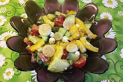 Salat, griechisch 8