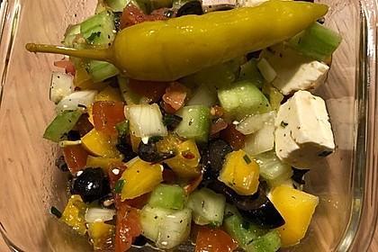 Salat, griechisch 14