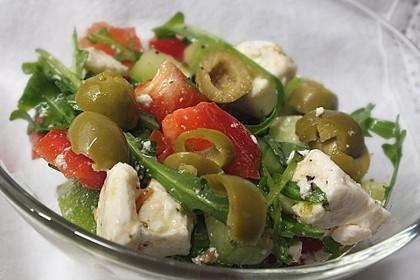 Salat, griechisch 1