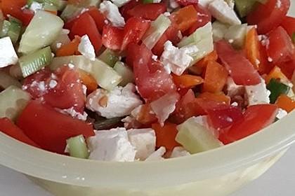 Salat, griechisch 5