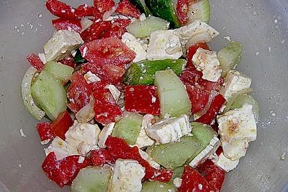 Salat, griechisch 10