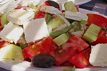 Salat, griechisch 3