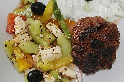 Salat, griechisch 21