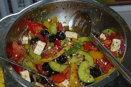 Salat, griechisch 23