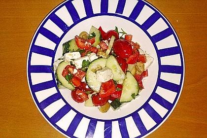 Salat, griechisch 16