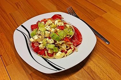 Salat, griechisch 11