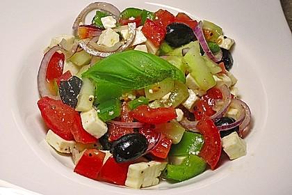 Salat, griechisch 2