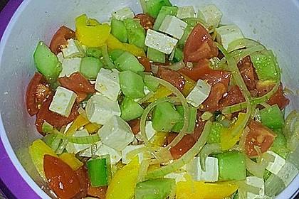 Salat, griechisch 17