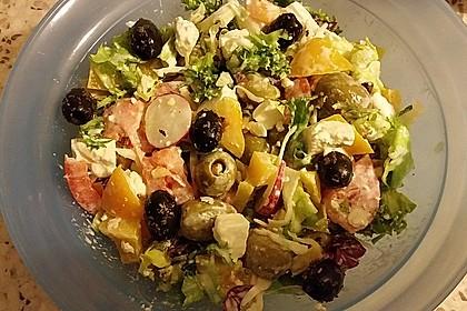 Salat, griechisch 9