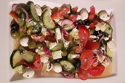 Salat, griechisch 7