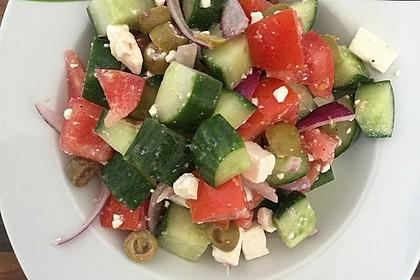 Salat, griechisch 22