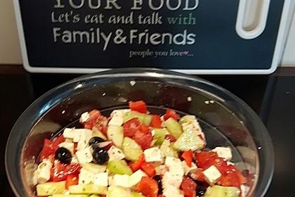 Salat, griechisch 18