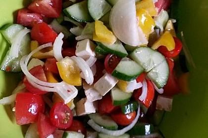 Salat, griechisch 6