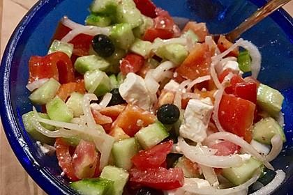 Salat, griechisch 13