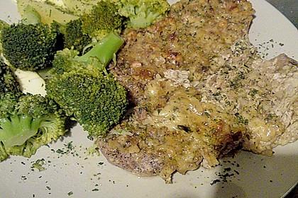 Filet vom Huhn mit Walnuss-Knoblauch-Kruste 58