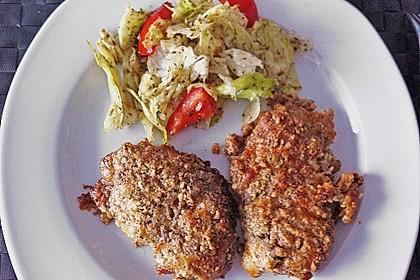Filet vom Huhn mit Walnuss-Knoblauch-Kruste 19