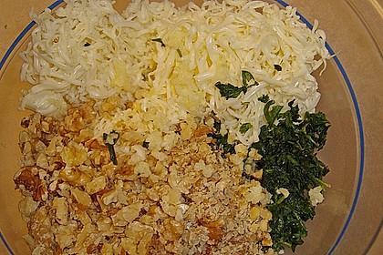 Filet vom Huhn mit Walnuss-Knoblauch-Kruste 69