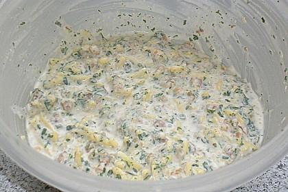 Filet vom Huhn mit Walnuss-Knoblauch-Kruste 70