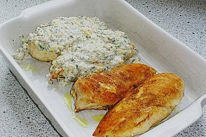 Filet vom Huhn mit Walnuss-Knoblauch-Kruste 27