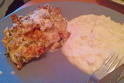 Filet vom Huhn mit Walnuss-Knoblauch-Kruste 67