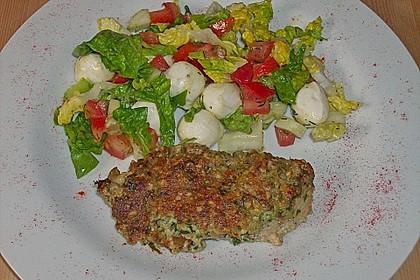 Filet vom Huhn mit Walnuss-Knoblauch-Kruste 20
