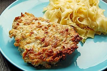 Filet vom Huhn mit Walnuss-Knoblauch-Kruste 2