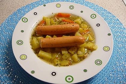 Berliner Kartoffelsuppe 46