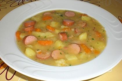 Berliner Kartoffelsuppe 3