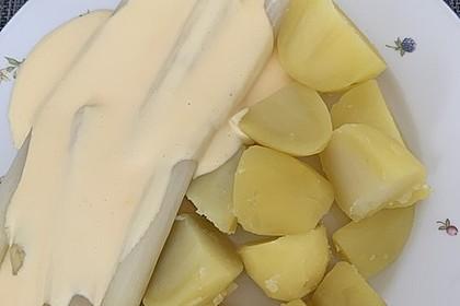 Spargel aus dem Ofen - ideal für Gäste (Bild)