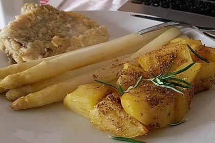 Spargel Aus Dem Ofen Ideal Für Gäste Von Abacusteam Chefkochde