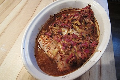 Lauch - Frischkäse - Schnitzel 25