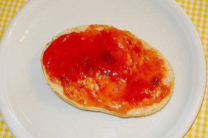 Erdbeer - Minze - Marmelade (Bild)